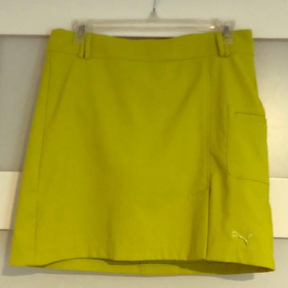 Women's Puma Golf Skirt